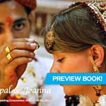 Inside Look: Gopal & Jo's Hindu Wedding Photo Book