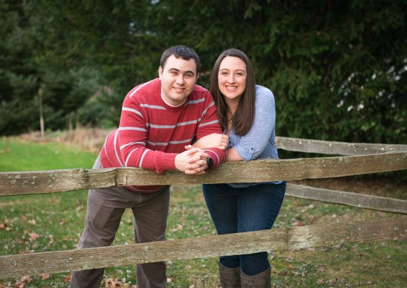 husband and wife photography duo