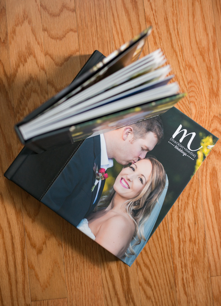 professional wedding photography layflat albums