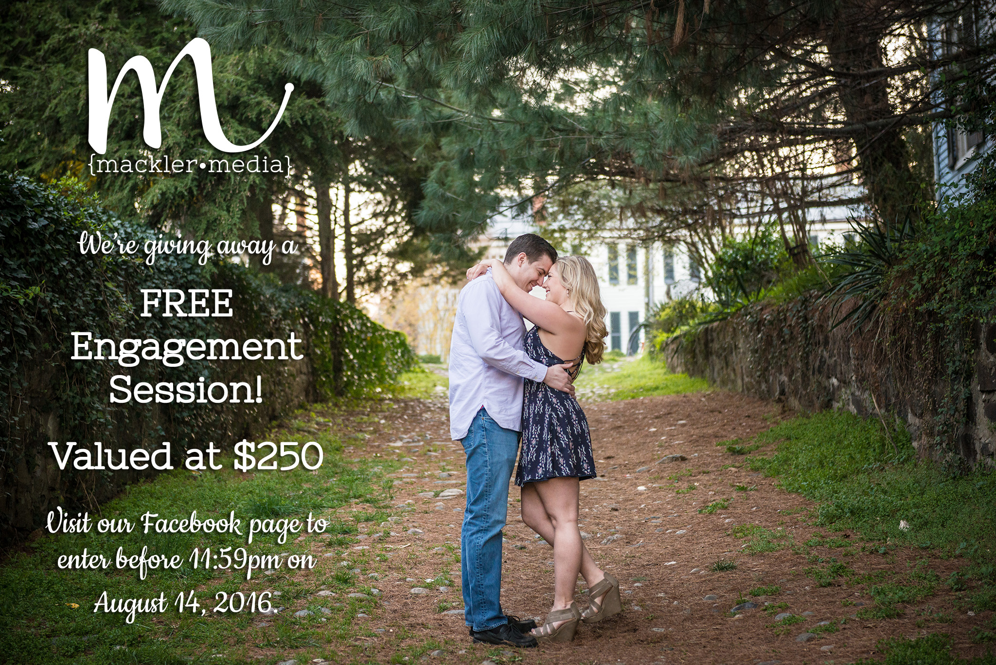 free engagement session giveaway