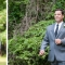 groom's reaction during wedding processional, DC Wedding Photography