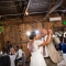 father-daughter first dance at Jorgensen Farms historic barn in Columbus Ohio