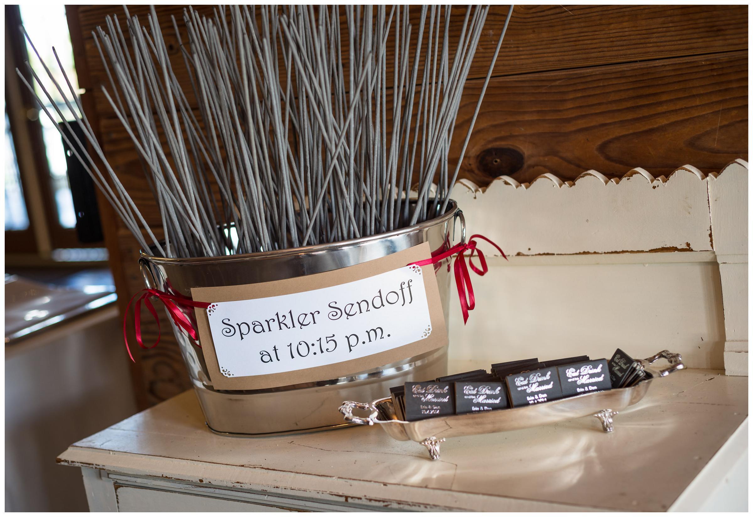 Wedding Sparkler For Send Off